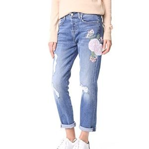 NEW 7 For All Mankind Josefina Boyfriend Jeans NWT